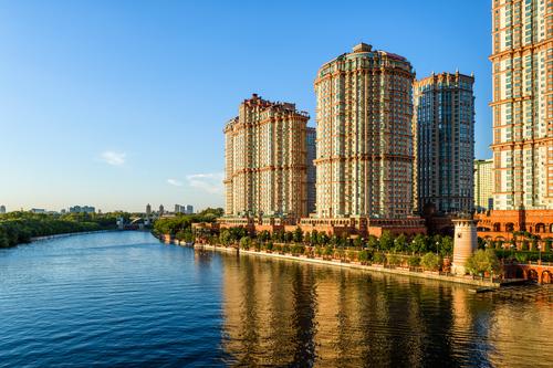фоточка домика в Москве
